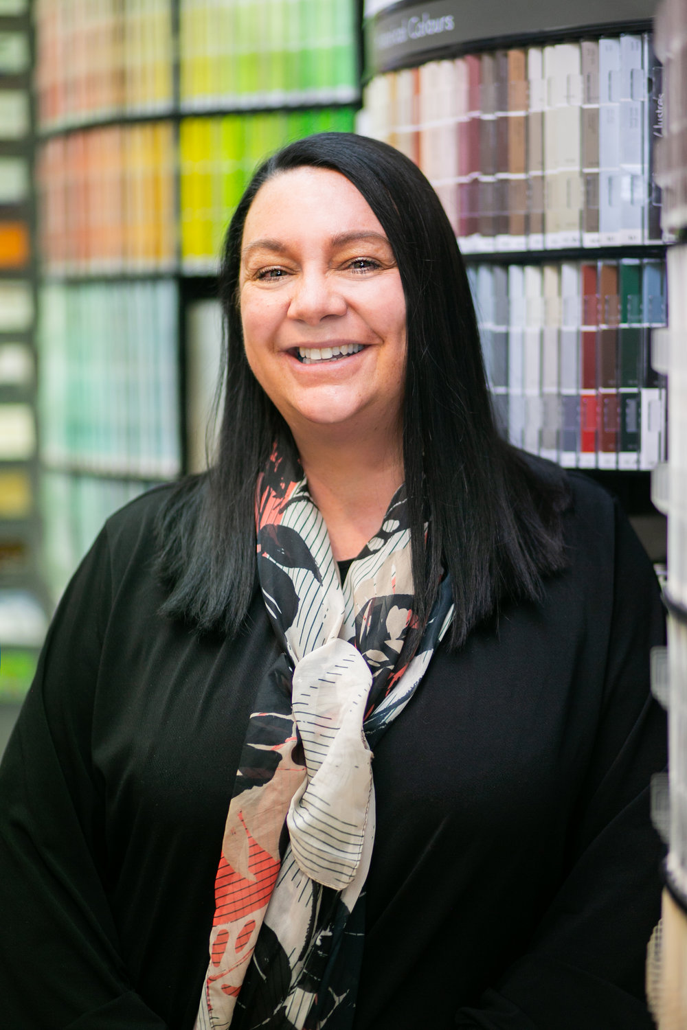 Meet Hayley… - Hayley is the manager at Paint, Decor & More and joined us in 2018.With a background in health care, Hayley has always enjoyed helping people - and she's been able to transfer that love into ensuring that customer's receive the best recommendations and products to fit their needs!
