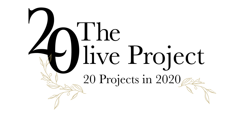 The Olive Project Elegrazia Branding Identity Graphic Design Marketing Strategy