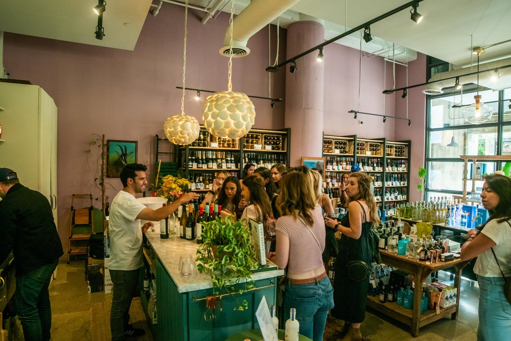 Retail Activations - ROW DTLA is home to a diverse collection of retail & restaurant experiences.
