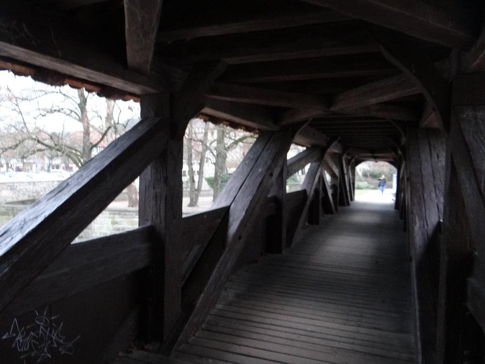 wooden bridge schwabisch hall.JPG