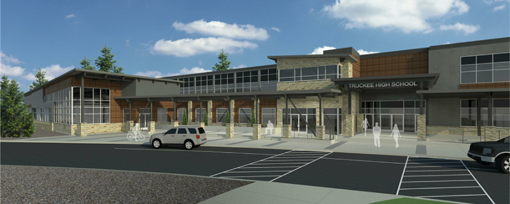 Truckee High School - This modernization project includes renovating an existing 66,100 sq ft building, adding a 49,795 sq ft 2-story building, and upgrades to the HVAC, electrical, and mechanical systems, and ADA access.Owner: Tahoe Truckee Unified School DistrictArchitect: DLR GroupGC: SundtFramer: Coffey Building GroupOur Scope: Acoustical Ceiling Tile (ACT) shop drawings