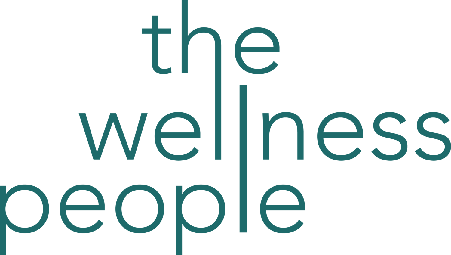 THE WELLNESS PEOPLE