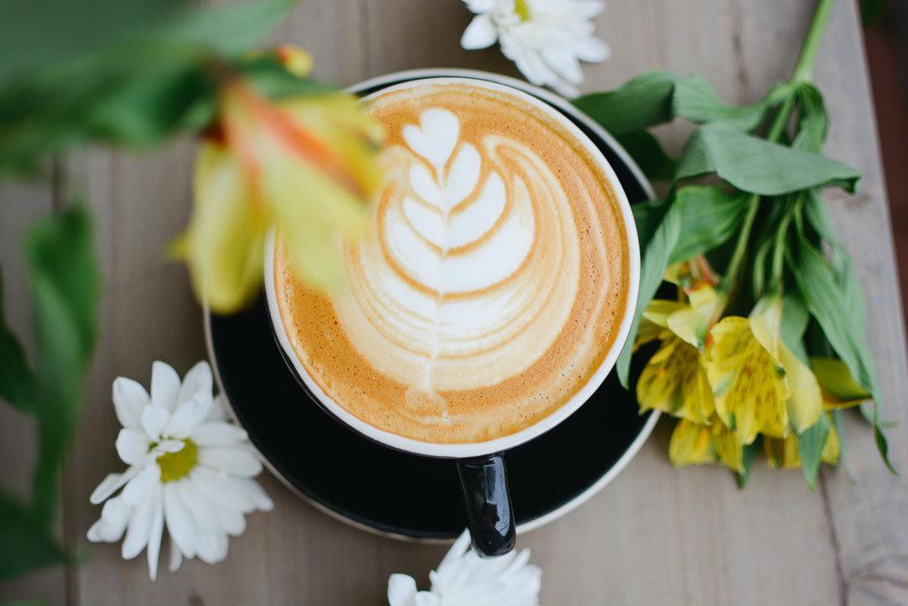 St. Augustine Coffee March Specials