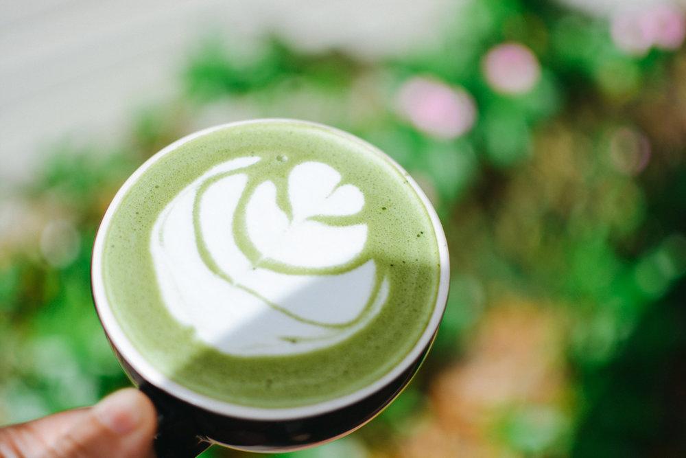 St Patrick's Day Coffee St. Augustine