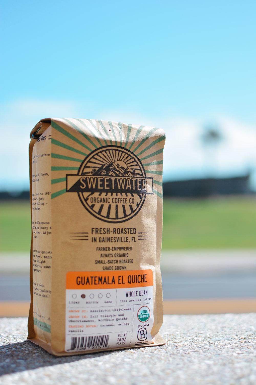 April Single Origin Craft Coffee