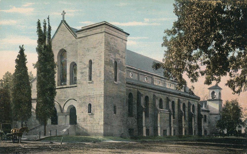 St. John the Baptist, circa 1913