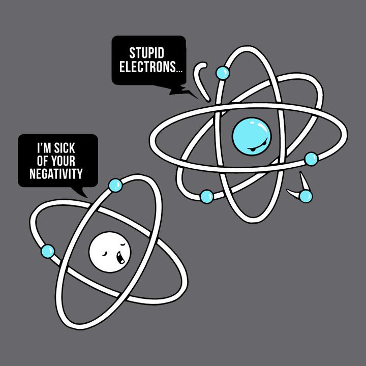 Image via    ChemistryJokes