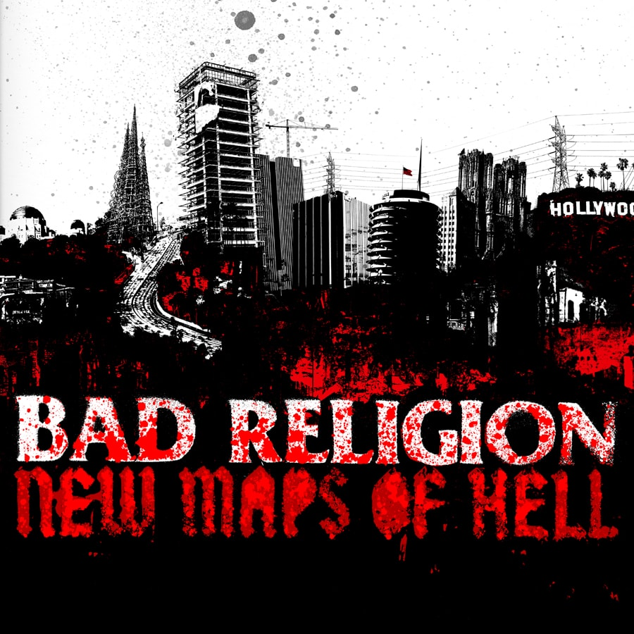 Bad Religion - New Maps Of Hell Mini