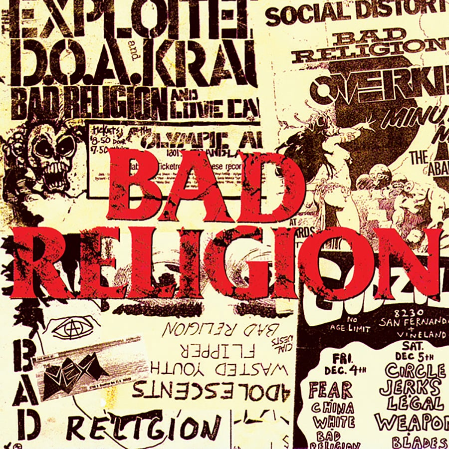 Bad Religion - All Ages Mini