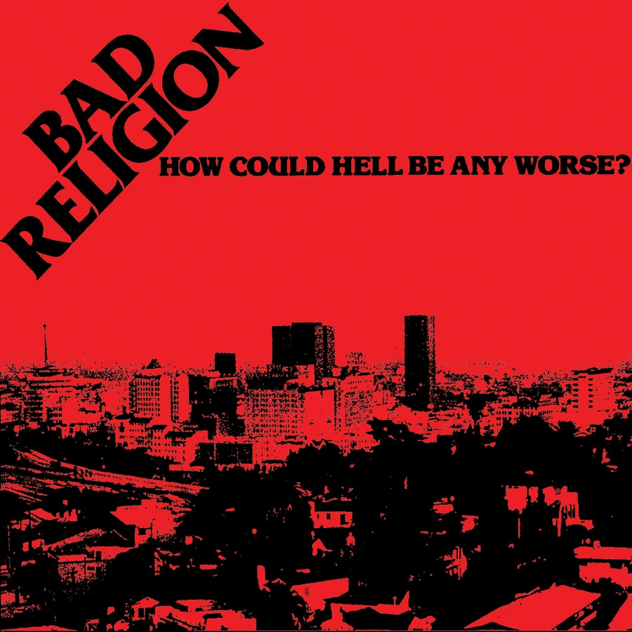 Bad Religion - How Could Hell Be Any Worse? Mini
