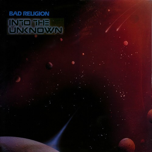 Bad Religion - Into The Unknown Mini