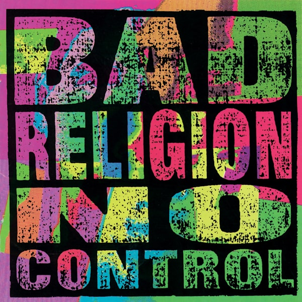 Bad Religion - No Control Mini