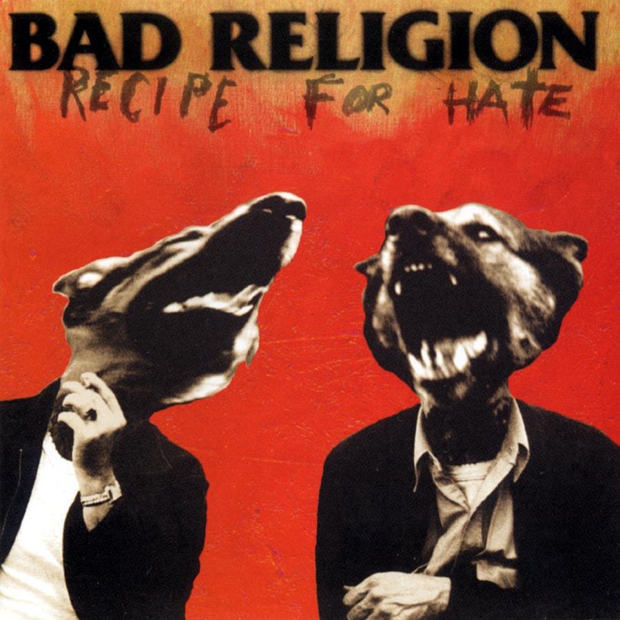 Bad Religion - Recipe For Hate Mini