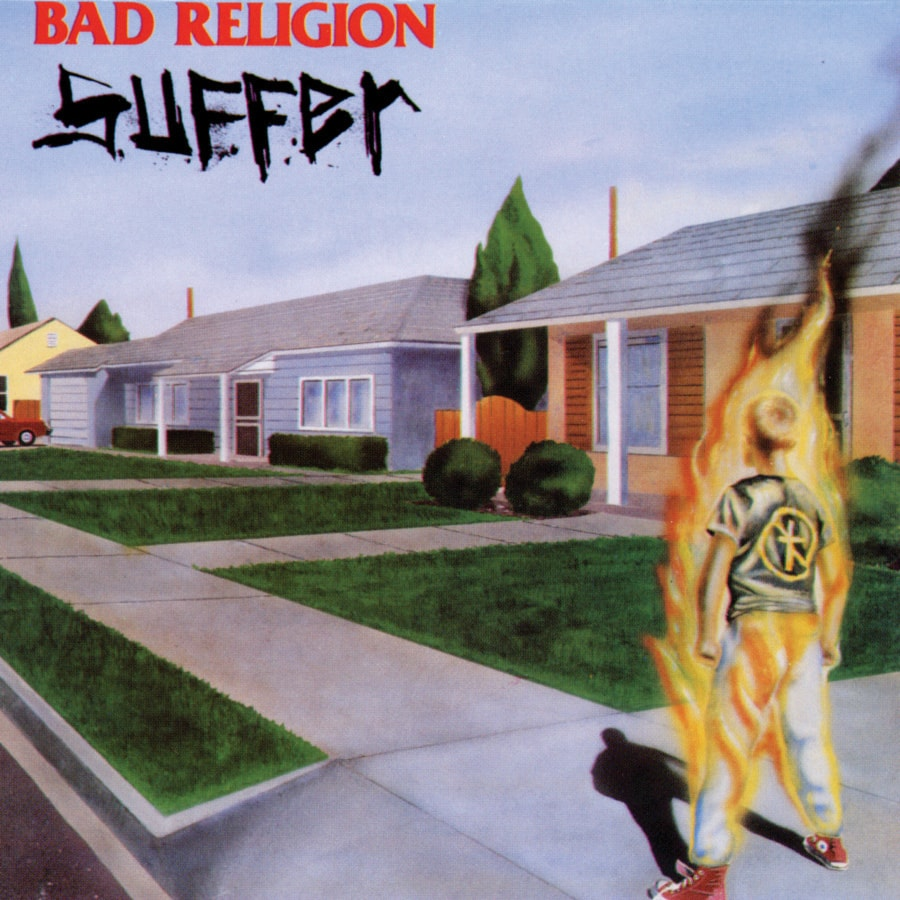 Bad Religion - Sufer Mini