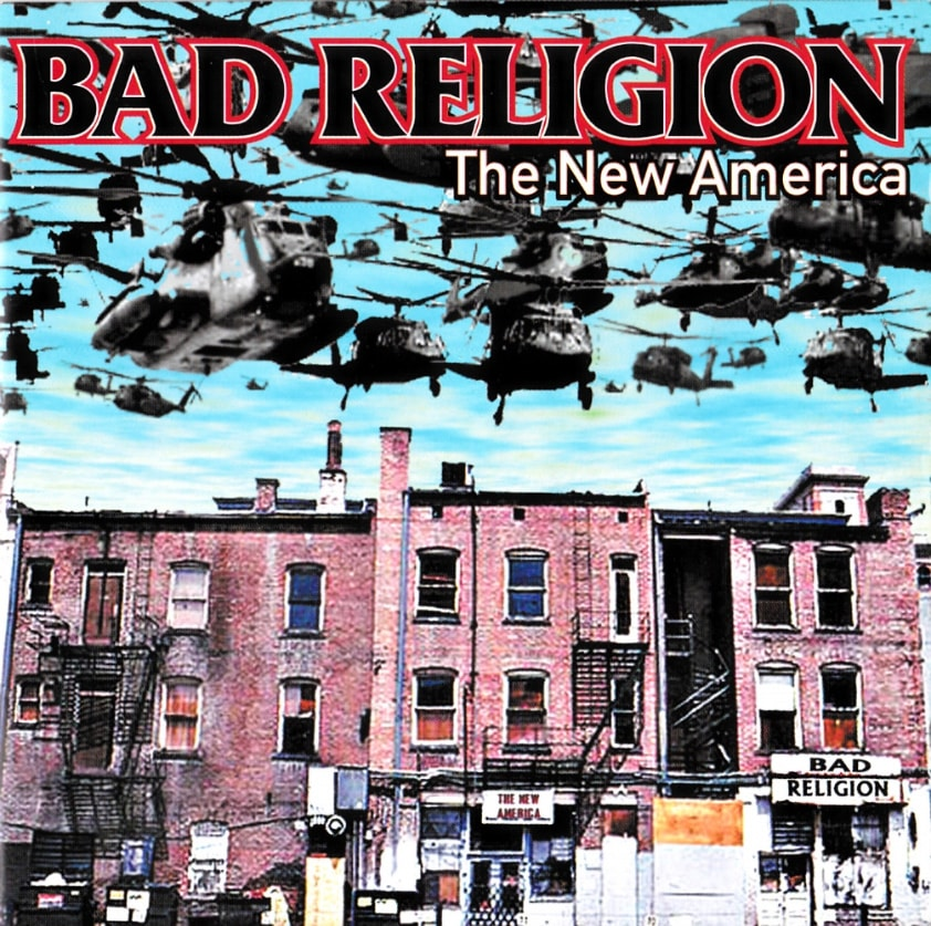 Bad Religion - The New America Mini