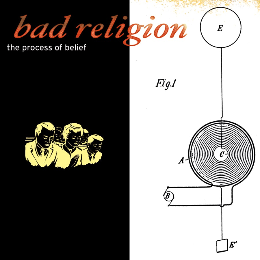 Bad Religion - The Process of Belief Mini