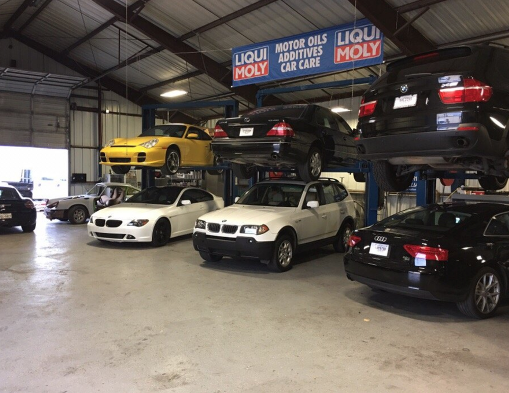 Auto Body Shop Houston Tx