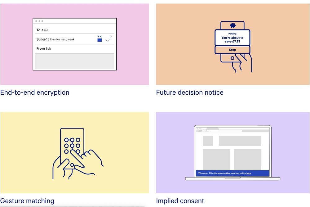 Collecting design patterns for teams to make more ethical decisions about data  | Grace Annan-Callcott, Press Officer, Projects by IF