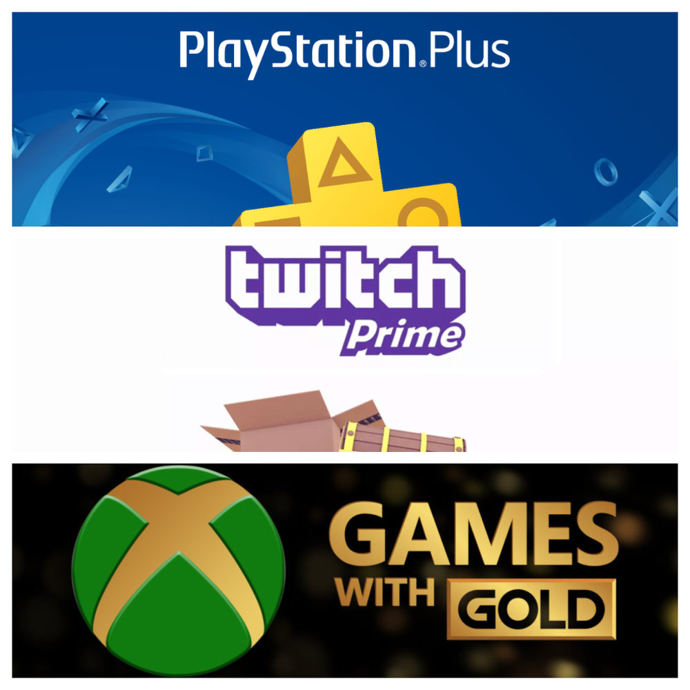 Free Twitch Prime games — Gaming News — HPCritical