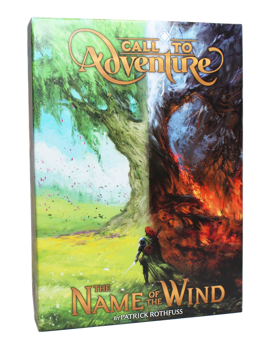 The Name of the Wind: Call to Adventure (T.O.S.) -  Brotherwise Games