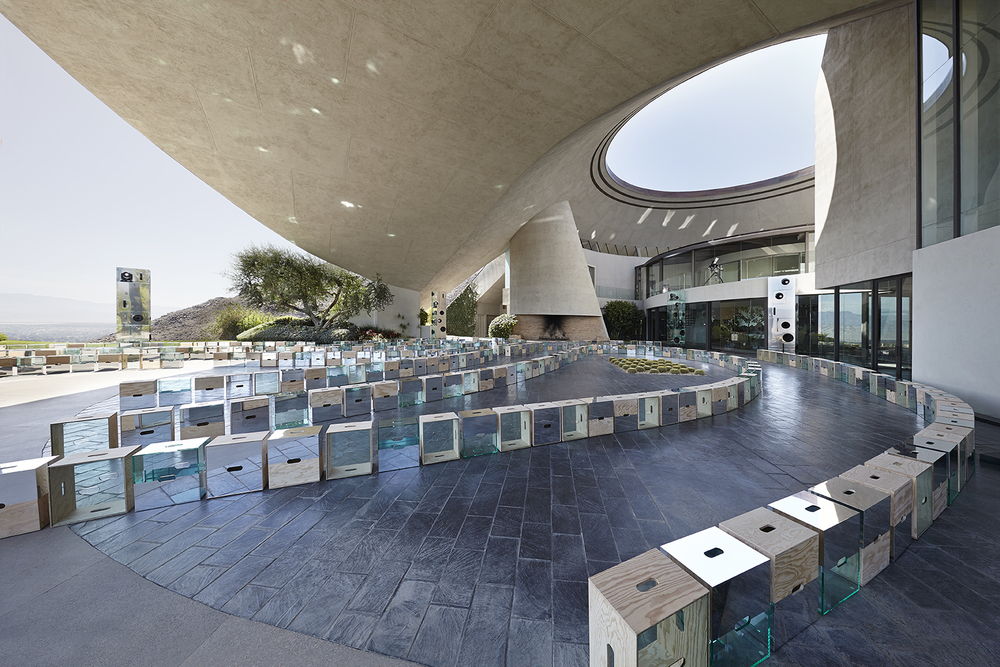 Louis Vuitton Resort Show