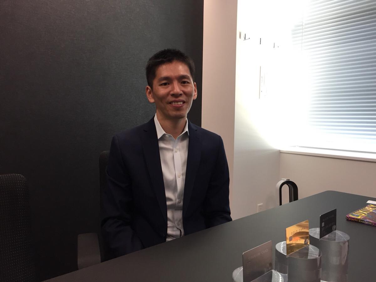 Hamilton Hayashi, Luxury Card Head of Asia