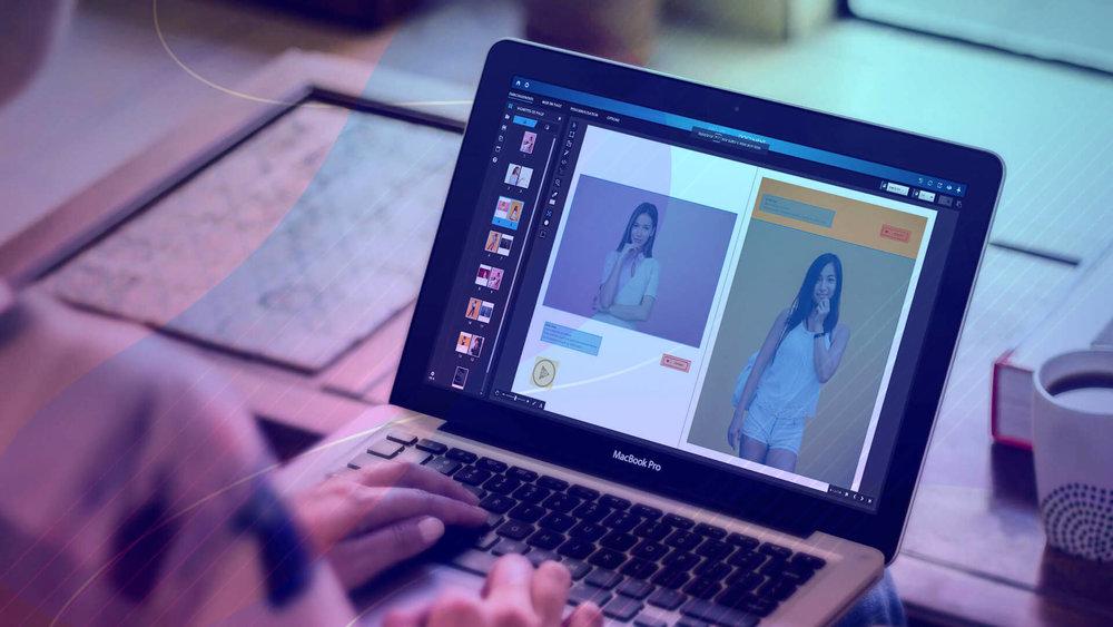 Smart Studio - workflow optimisé