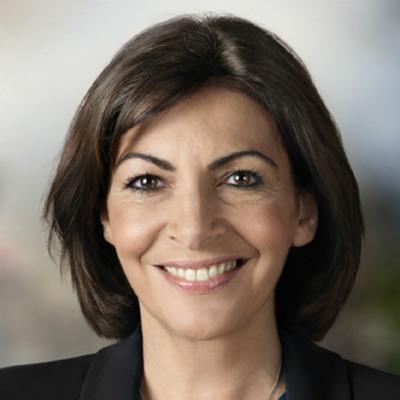 Anne Hidalgo - MAYOR OF PARIS & CHAIR OF C40, FRANCE