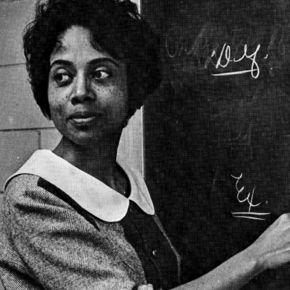 Vivienne Malone-Mayes '66    Mathematical Trailblazer