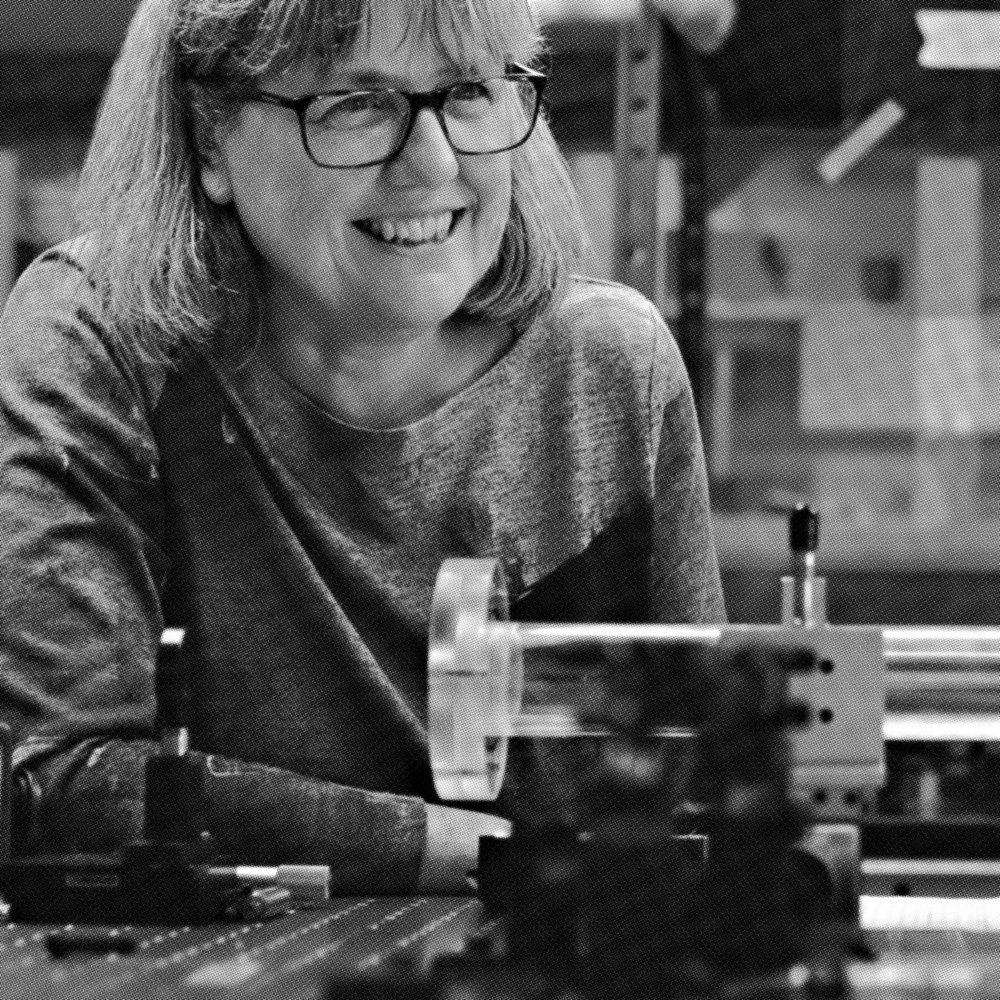Donna Strickland    Nobel Laureate in Physics