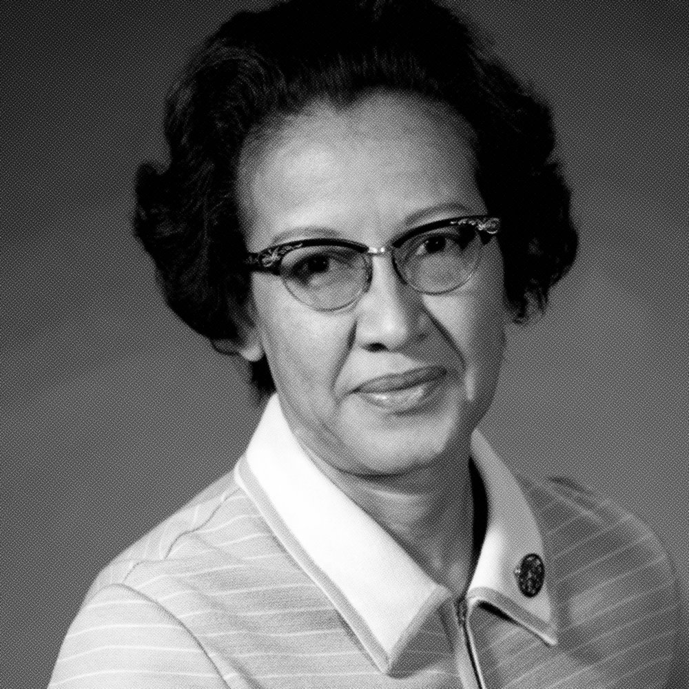 Katherine Johnson    Mathematician and NASA Leader