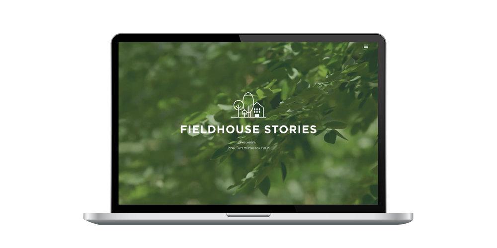 Fieldhouse Stories<br><em>See Work</em>