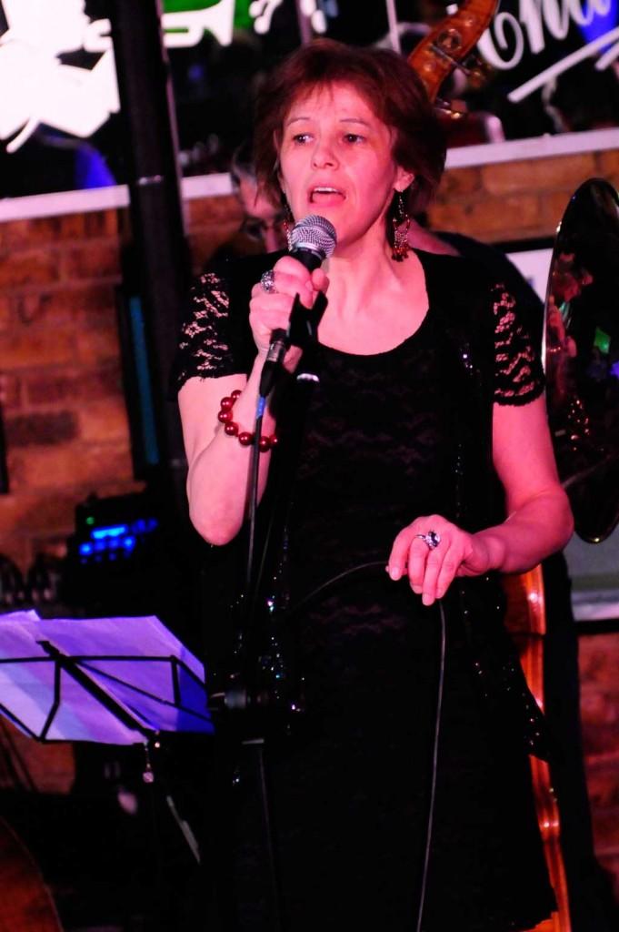Mandy Carlton - Vocals