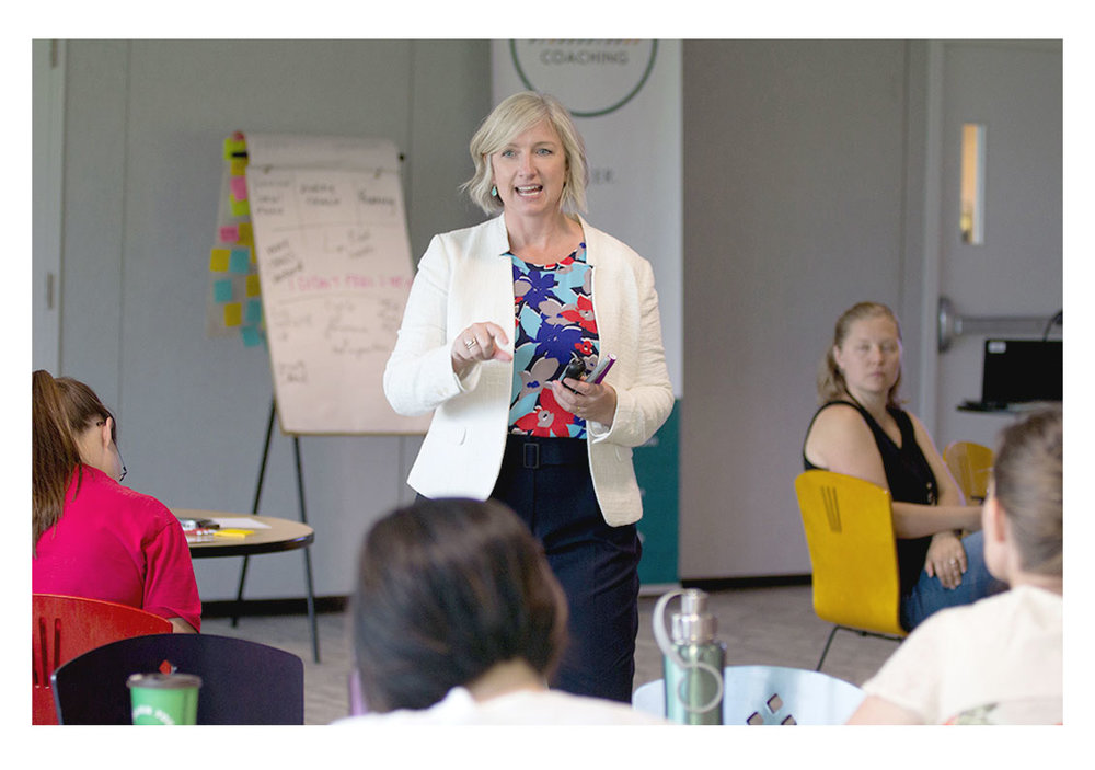 Jen schrafft executive business coach for women in the GTA