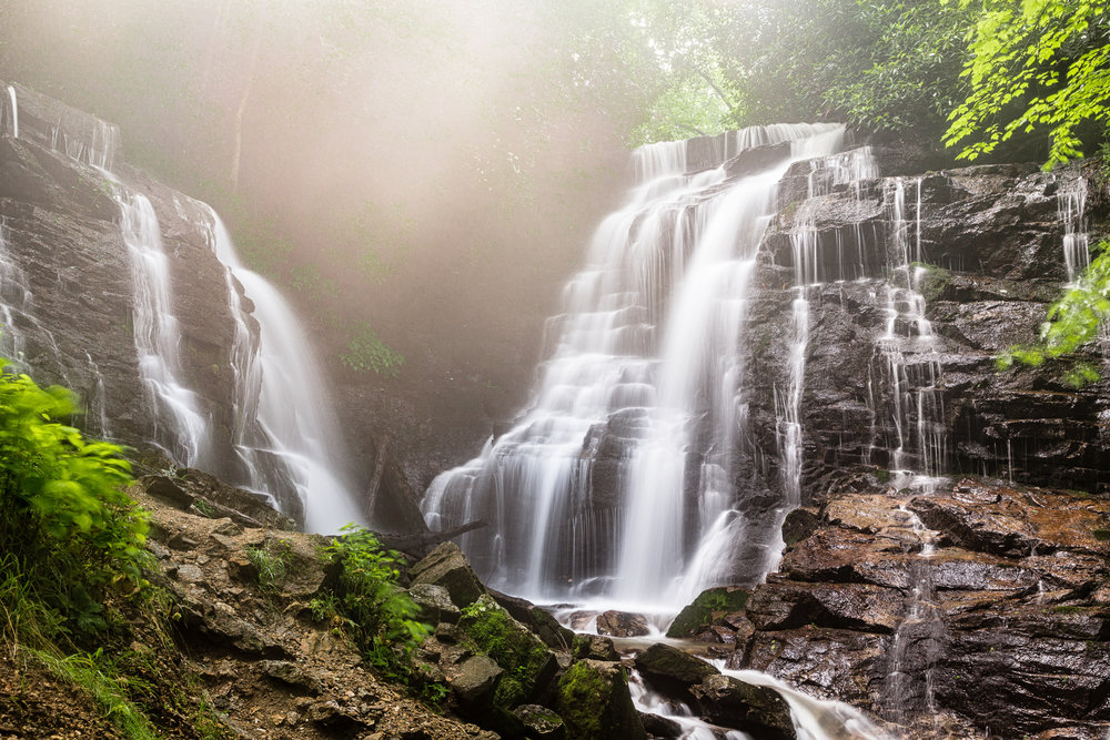 Waterfalls - and Cascades