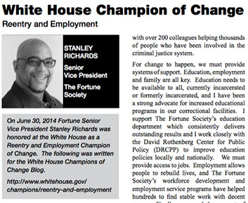 WHITE HOUSE BLOG SUBMISSION (CLICK TO READ)