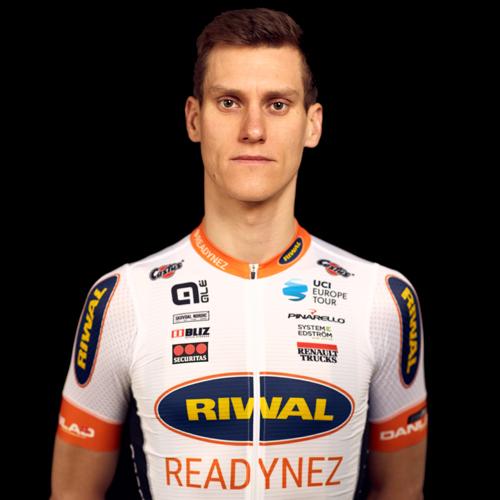 Krister Hagen |  Riwal Readynez