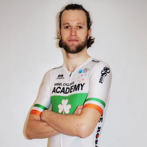 Conor Dunne |  Israel Cycling Academy
