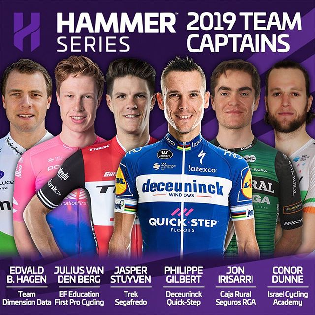 We are excited to announce the final six Hammer Captains of this year's #HammerSeries!  #HammerSeries #HammerStavanger #HammerLimburg #HammerHongKong #procycling #cycling #cycle #bikelife #bicycle #bike #roadbike #ciclismo #cyclinglife #cyclist #velo #ride #motivation #life #love #fitness #fun #instagood