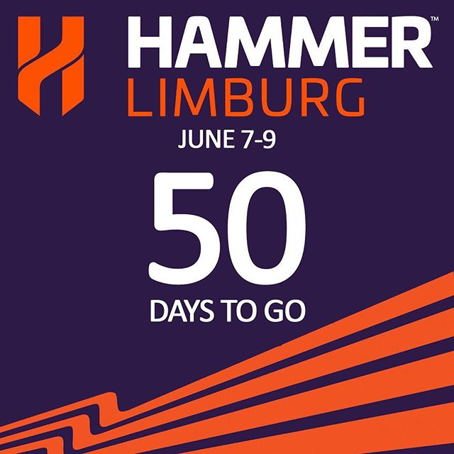 We can't wait to see you at @HammerLimburg come June! 🔨 🇳🇱⚡️ #HammerSeries #HammerStavanger #HammerLimburg #HammerHongKong #procycling #cycling #cycle #bikelife #bicycle #bike #roadbike #ciclismo #cyclinglife #cyclist #velo #ride #motivation #life #love #fitness #fun #instagood