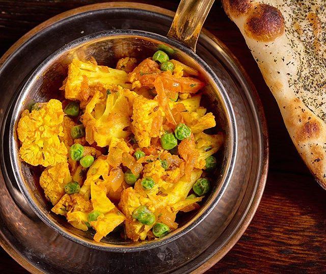 You will find a myriad of vegetarian options at #LeTaj 😍😍😍