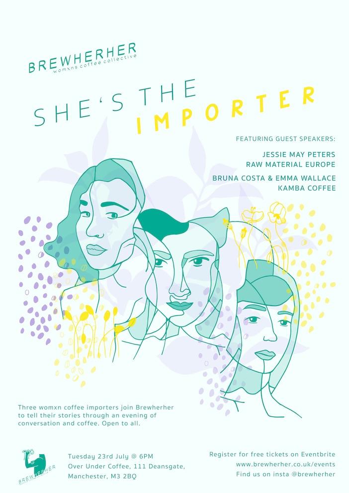 Shes The Importer Brewherher