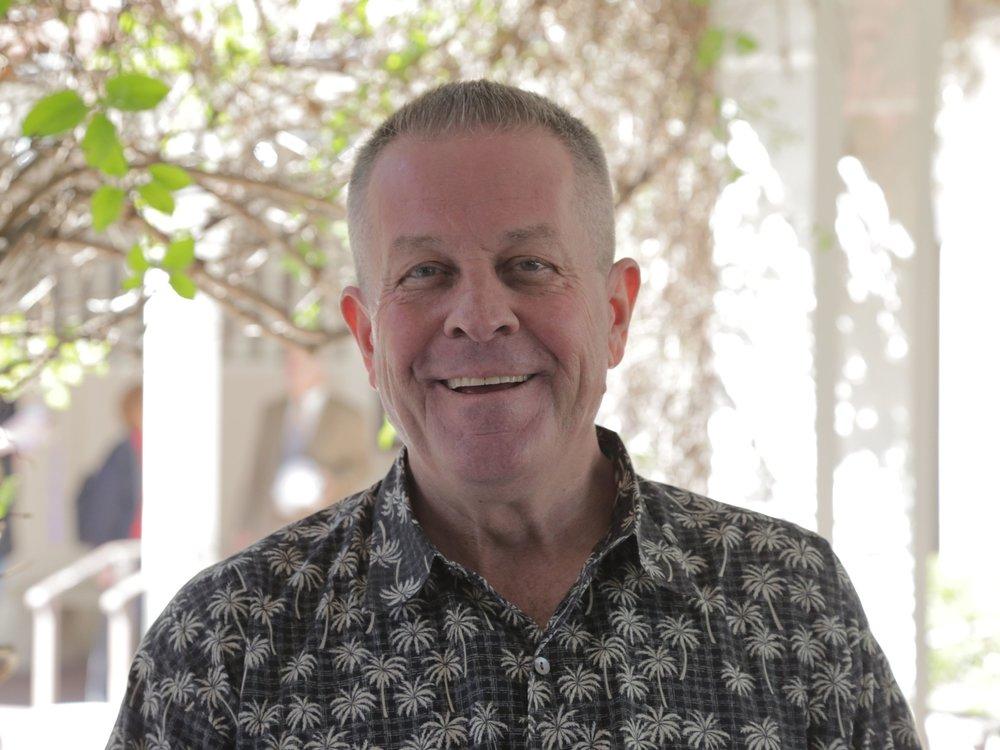 Keith Knudsen -