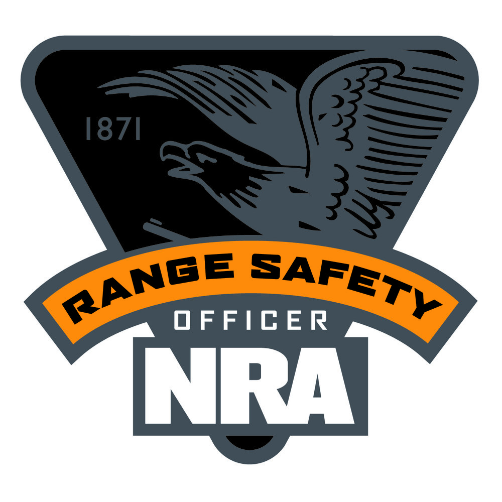 NRA Range Safety Officer -