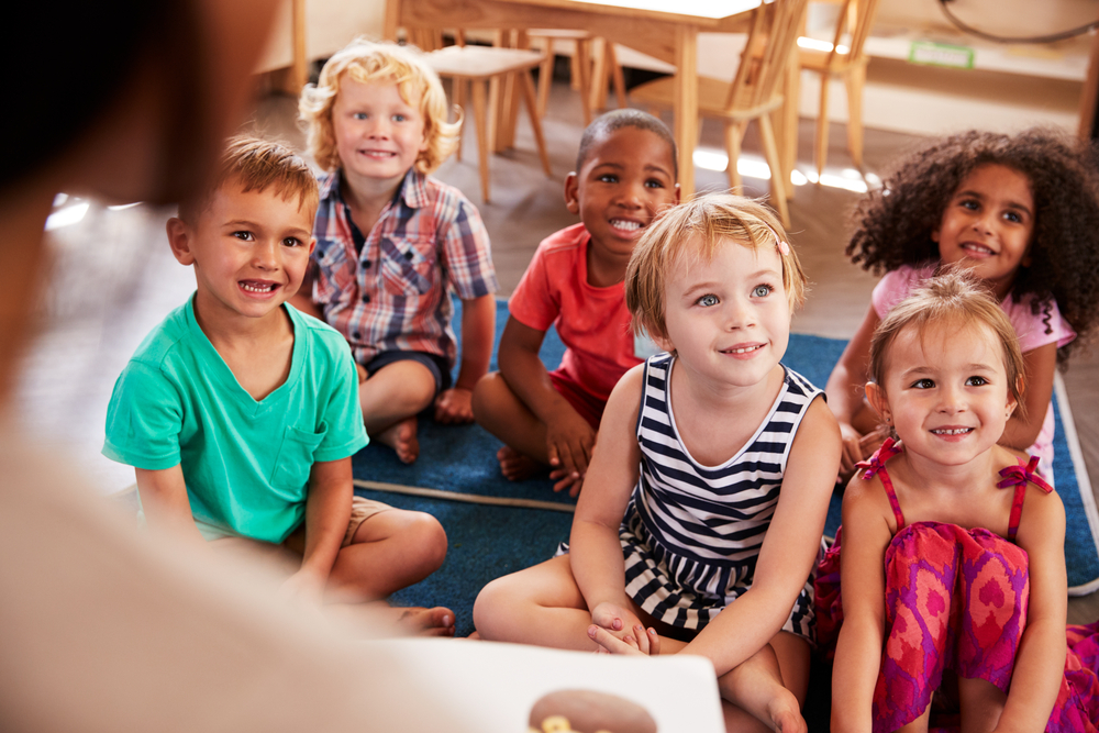 Our Mission - Our goal is to provide an outstanding preschool for our community; to welcome children and families from diverse religious and cultural backgrounds; and to emphasize academics while teaching values such as sharing, respect for others, perseverance, love of self and others.