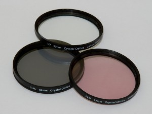 Lens Filter for DSLR Camera