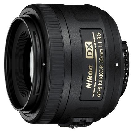 Nikon 35mm f/1.8G AF-S Prime Lens