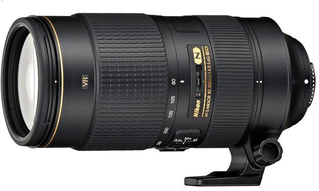 AF-S NIKKOR 80-400mm F4.5-5.6 G ED VR