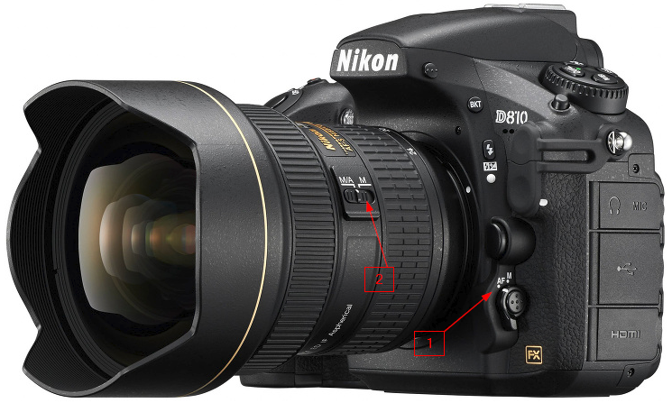 Nikon D810 Focusing Modes (Click the picture above to read my initial experience with Nikon D810)