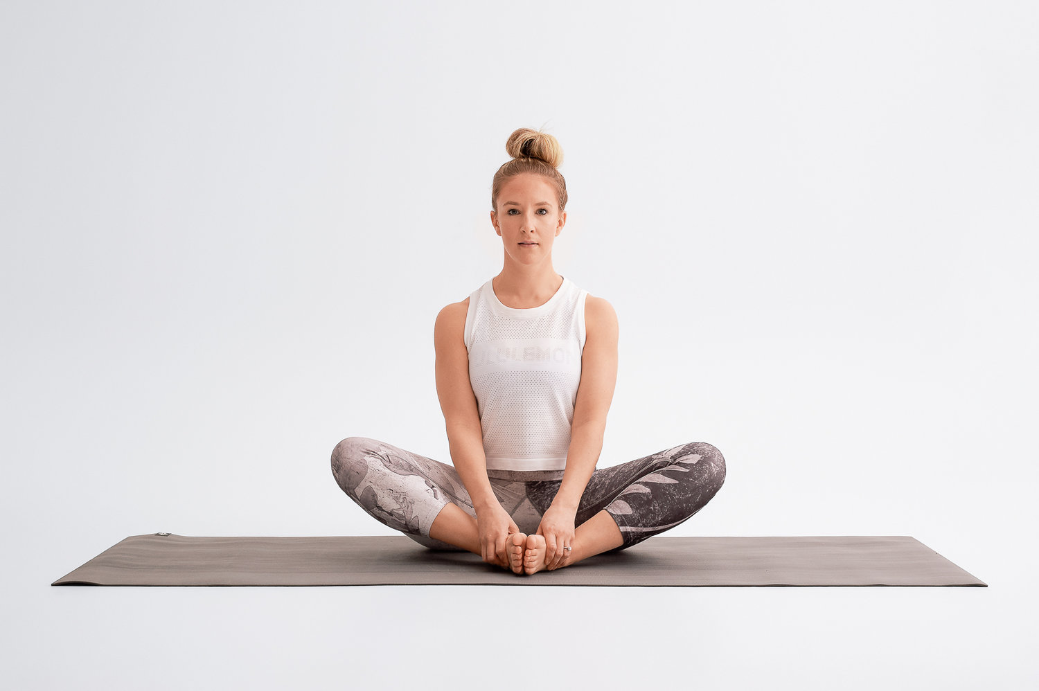 Butterfly Pose — Kelli Taylor  Elements of Natural Wellness